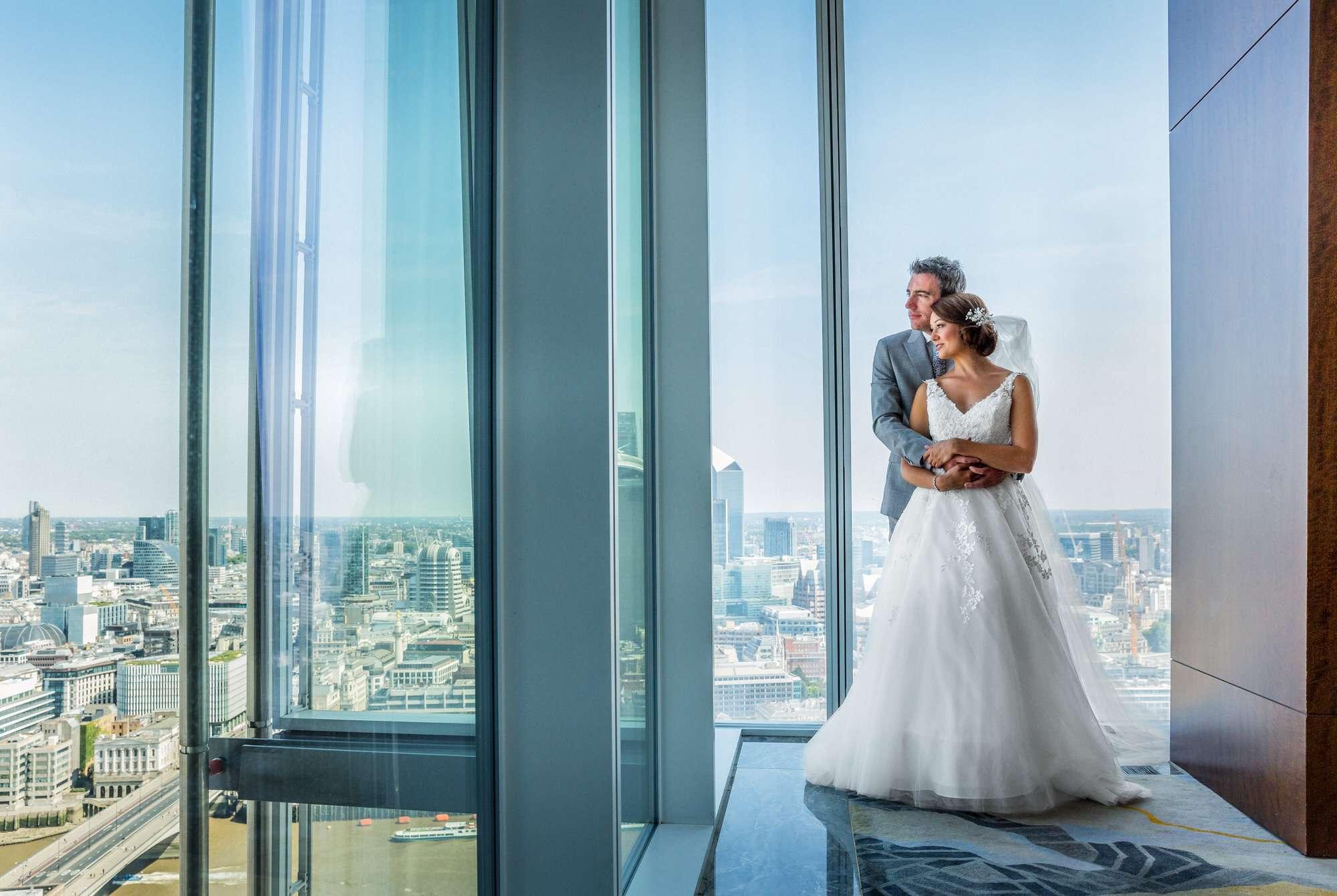 The-Shard-Wedding-photography-Chris-Woodman-Photography-05