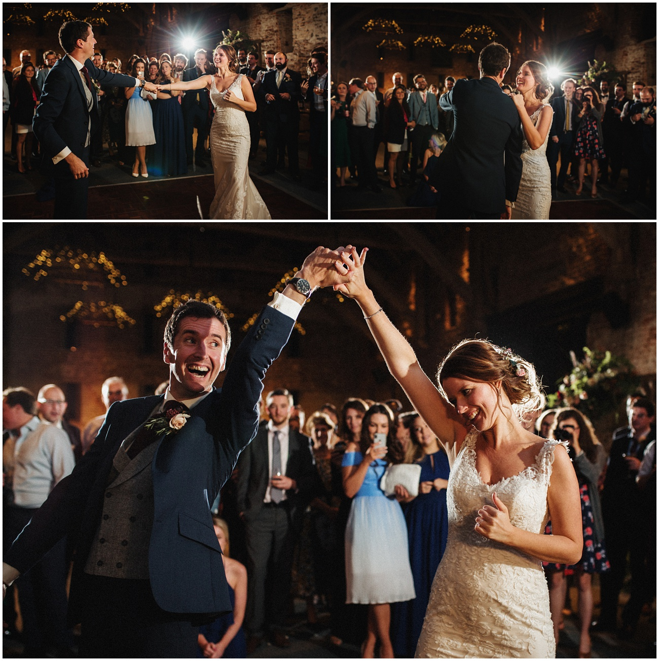 The first dance images
