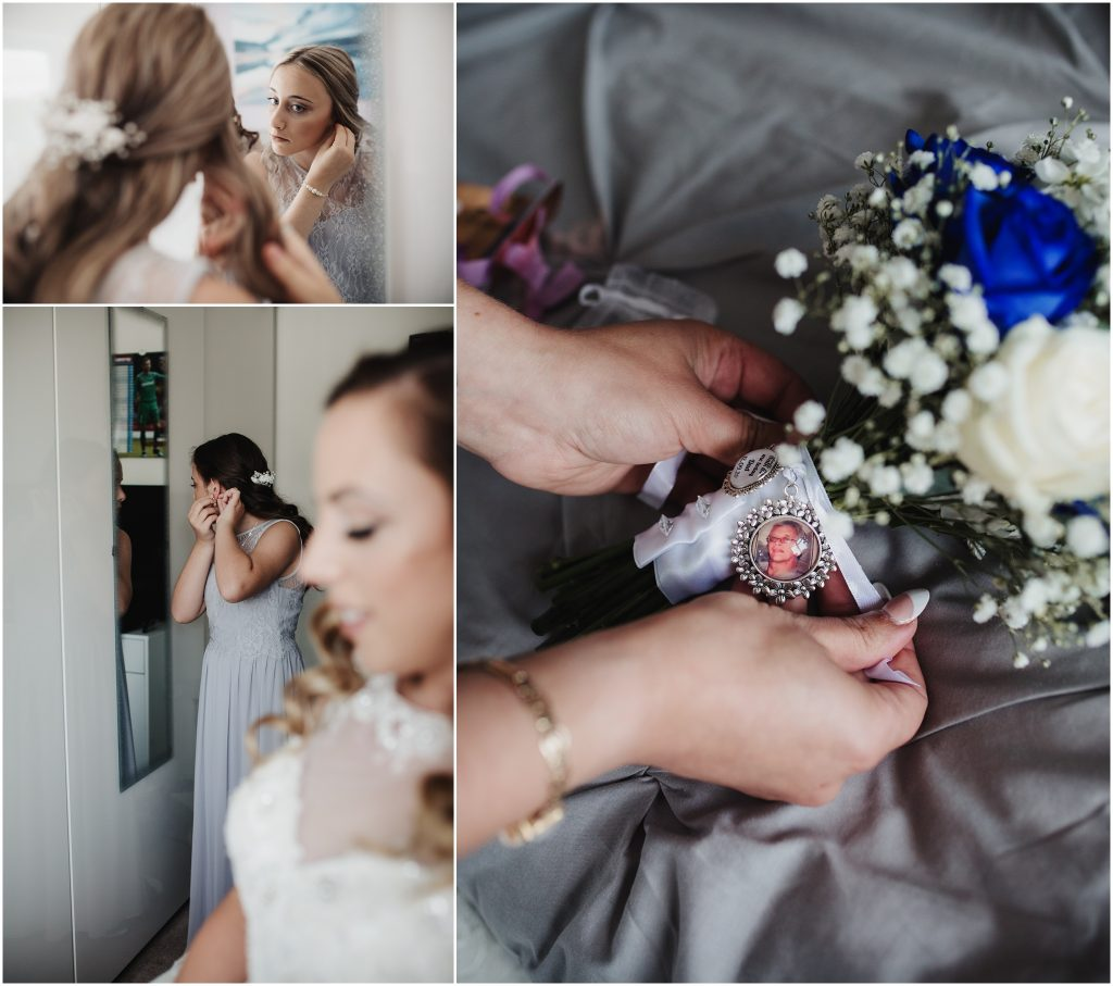 The Rochford Hotel wedding photography - Bridesmaids getting ready
