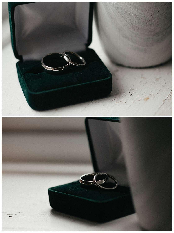 Wedding at Foxhills, Surrey Wedding Photographer - The wedding rings