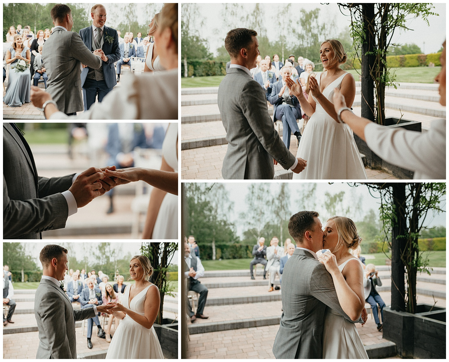 Weddings-at-Crondon-Park-the-bride-and-groom-share-rings