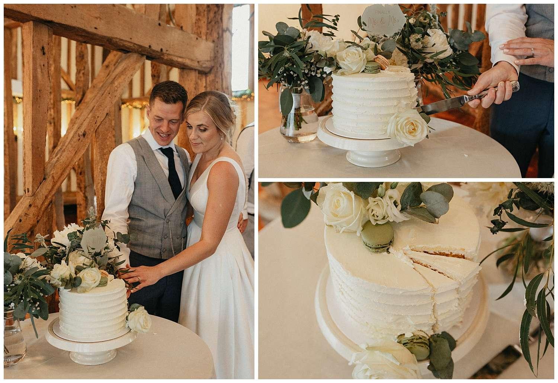 Weddings-at-Crondon-Park-cutting-the-cake