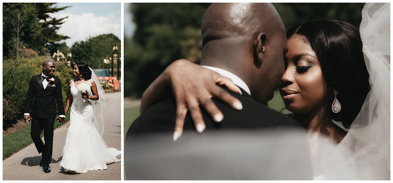 London Wedding Photographer - Couple shots at Regents park