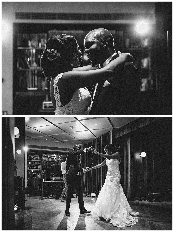 London Wedding Photographer - the first dance